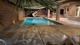 Swimming Pool : Cool deck or acid stain?