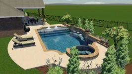 For those of you who live in a neighborhood with an HOA, what type of information did the HOA request before granting permission to build the pool?