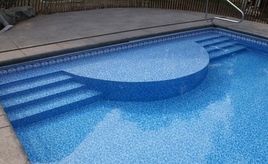 Any recommendations for in ground vinyl stair gripes stairs are very slippery ?