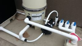 I have a pool plumbing question. Does my return line (going into the ground) lead to my jets only?