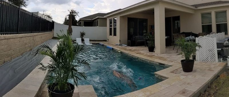 Swimming Pool Ideas : Does someone have a recommendation for a pool heater with a small footprint?