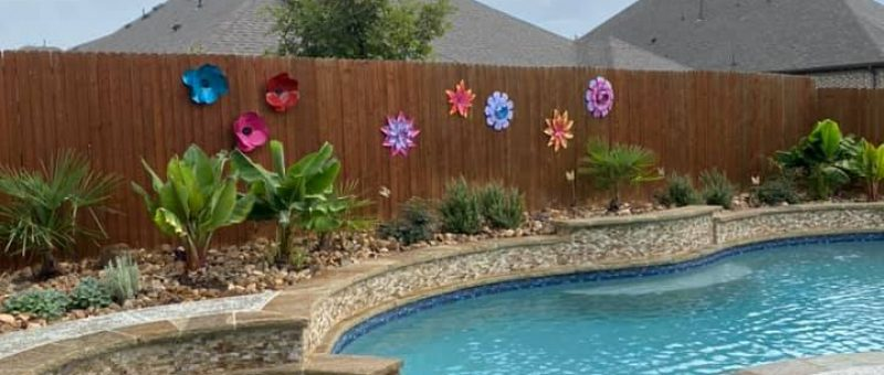 Swimming Pool Ideas : The plaster will be the color bonsai mixed with French gray